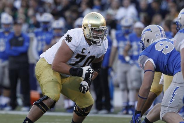 2014 NFL Draft: Plug-and-Play Offensive Linemen with Pro Bowl Potential