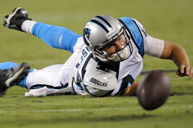 12 Biggest Draft Day Mistakes in Carolina Panthers' History