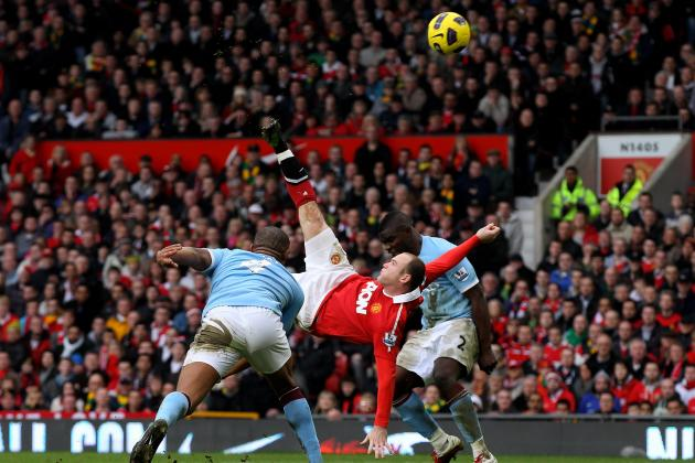 6 Things Wayne Rooney Does Better Than Robin Van Persie