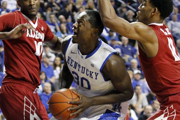 NBA Draft 2014: Previewing Top SEC Conference Tournament Prospects