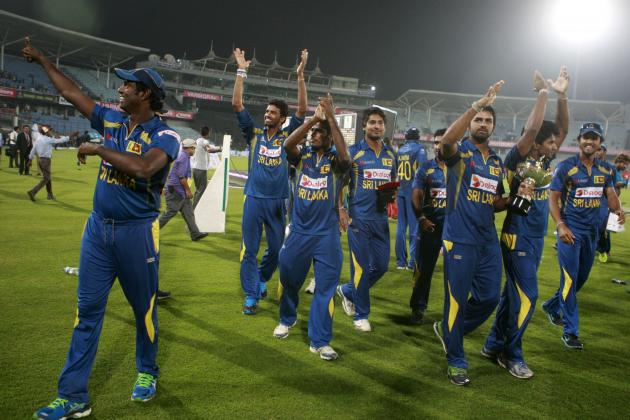 Asia Cup 2014: Team of the Tournament