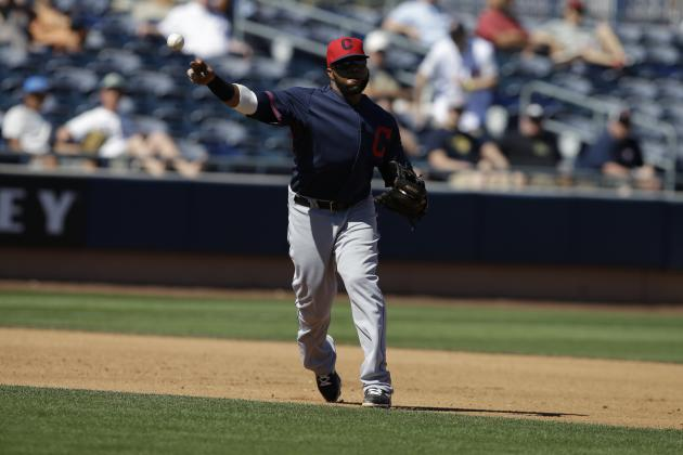 Predicting Cleveland Indians' Starting Lineup Halfway Through Spring Training