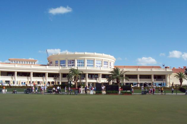 Trump Gives Doral Resort New Look