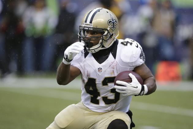 Darren Sproles: Analyzing Top Fits for Recently Cut Saints RB