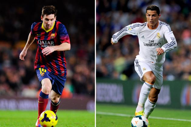 Neymar, Messi, Bale and Ronaldo Watch: Barca's Best Before the Bernabeu