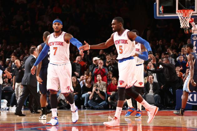 5 Things to Watch for During NY Knicks' Final Games