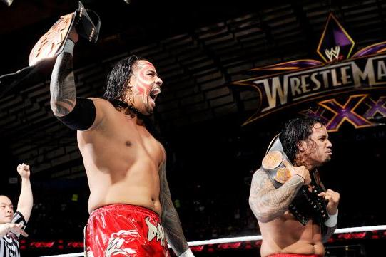 WWE Week in Review, March 8: The Usos Win Gold, Adam Rose Debuts