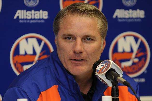5 Reasons New York Islanders General Manager Garth Snow Should Be Fired
