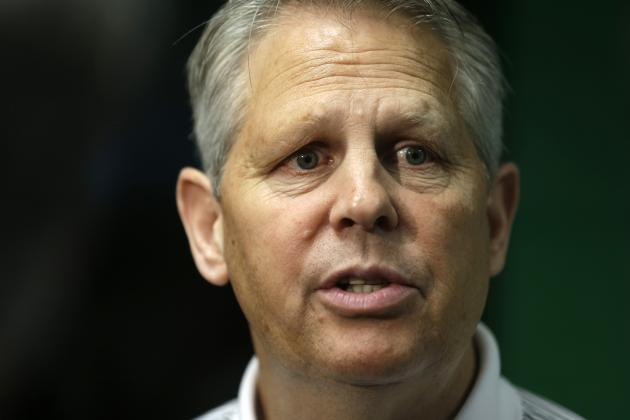 Checklist for Danny Ainge to Rebuild the Boston Celtics in 2014 Offseason