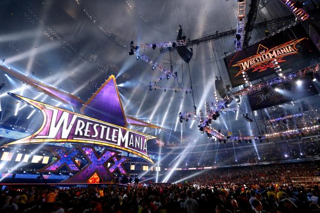 WWE: The Top 10 WrestleManias of All Time