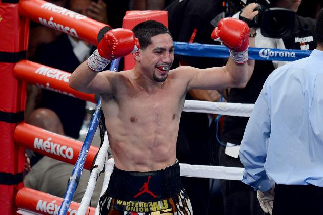 Danny Garcia vs. Mauricio Herrera: Preview and Prediction for Title Fight