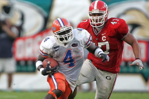 SEC Football: Power Ranking the 10 Most Terrifying Defensive Players of BCS Era