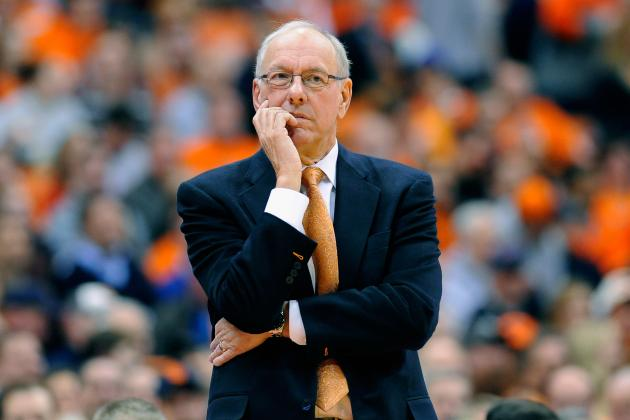 Teams Most Likely to Suffer an Early Upset in the 2014 NCAA Tournament