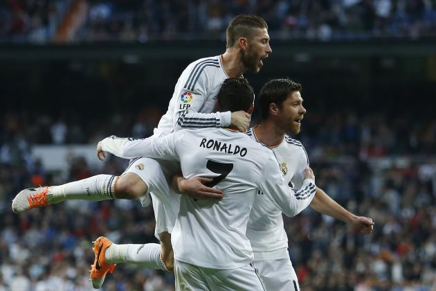 Real Madrid vs. Levante: 6 Things We Learned