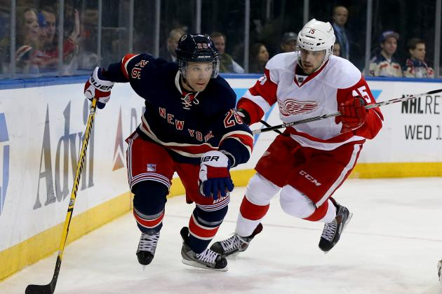 New York Rangers' 5 Biggest Questions in Final Month of 2013-14 Season