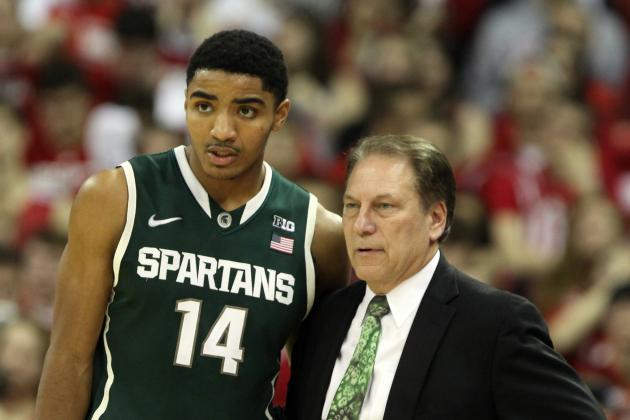 Michigan State Baksetball: Report Card for Spartans' 2013-14 Season