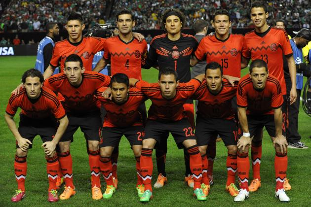 Predicting Mexico's World Cup Squad Following Latest Internationals