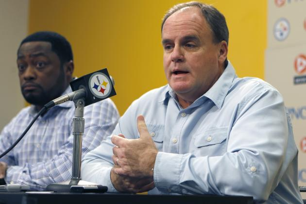Creating the Steelers Free Agency Fall Back Plan