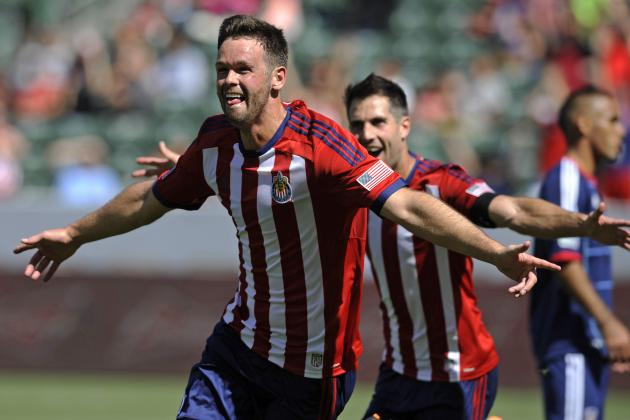 Best and Worst from MLS Week 1: Robbie Keane, Chivas USA and More