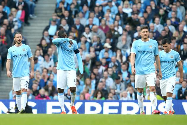 Manchester City vs. Wigan Athletic: 6 Things We Learned