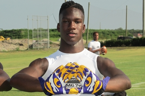 LSU Football: Ranking the Tigers' Top 10 Recruiting Targets for 2015