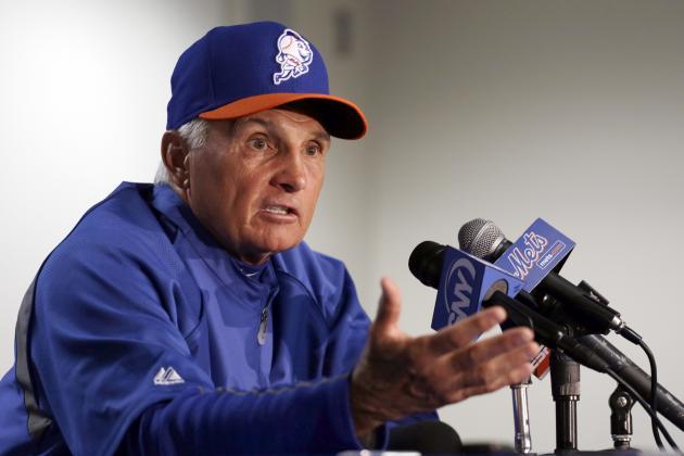 Predicting Mets' Starting Lineup Halfway Through Spring Training