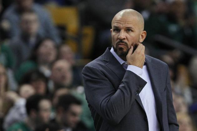 Grading Jason Kidd's Season for the Brooklyn Nets so Far