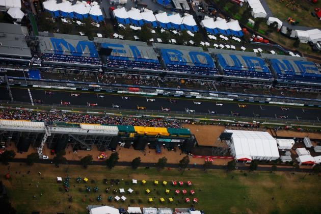 Australian Grand Prix 2014: 10 Facts About the Track at Albert Park, Melbourne
