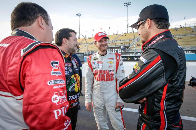 The Biggest NASCAR Storylines to Watch Ahead of Sprint Cup Series in Bristol