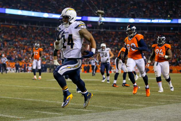 Chargers by the Numbers: 2013 Stats San Diego Must Improve in 2014