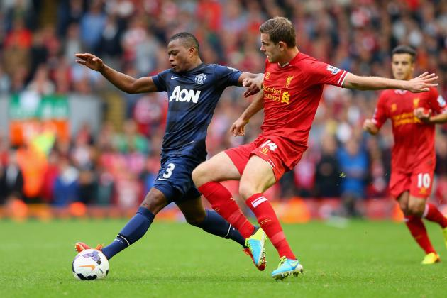 Picking a Combined Manchester United-Liverpool XI