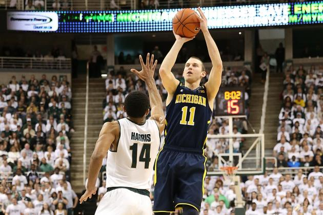 NBA Draft 2014: Previewing Top Big Ten Conference Tournament Prospects