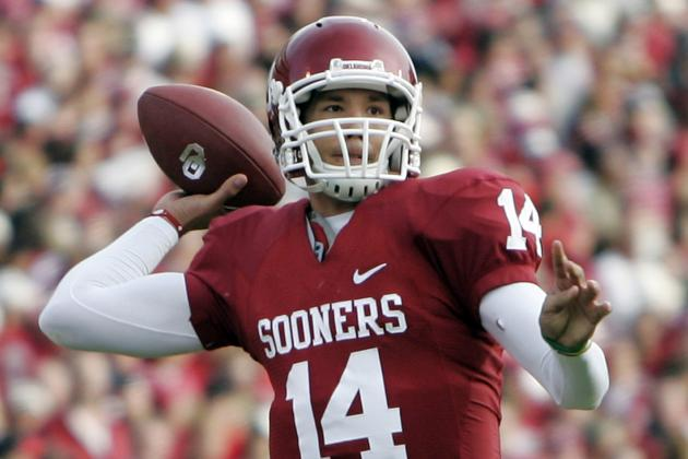 Big 12 Football: Power Ranking the 10 Best Quarterbacks of All Time