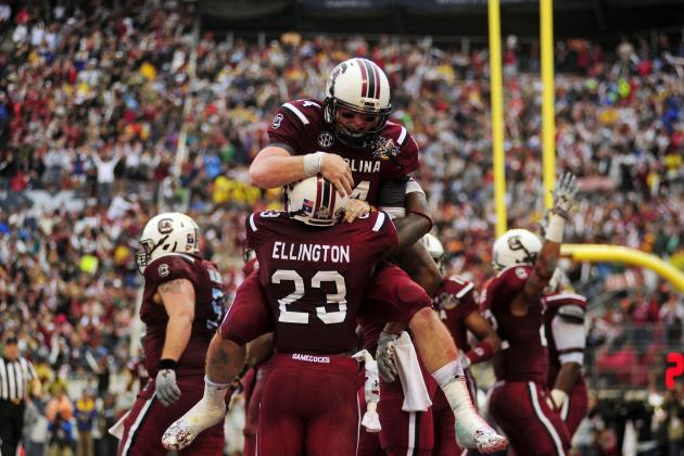 South Carolina Football: 2014 Projections for the Deepest WR Corps in the SEC