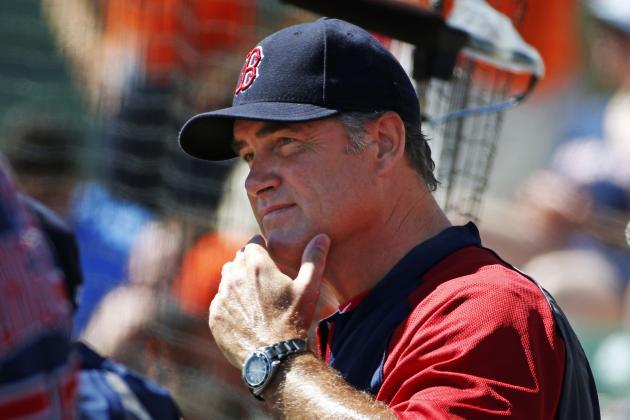 Predicting Boston Red Sox's Starting Lineup Halfway Through Spring Training
