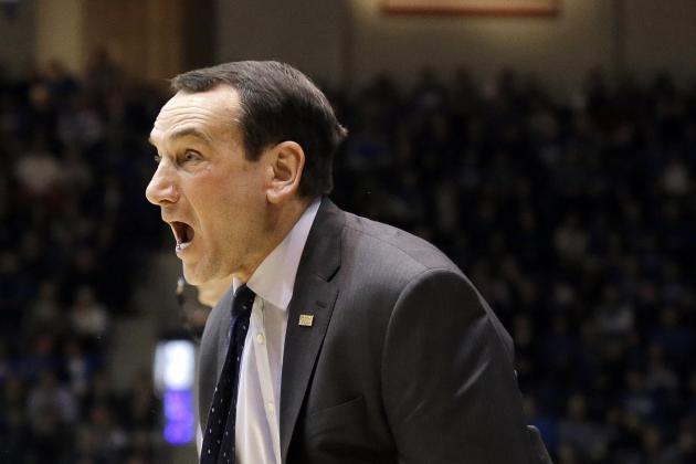 Duke Men's Basketball Regular Season Report Card