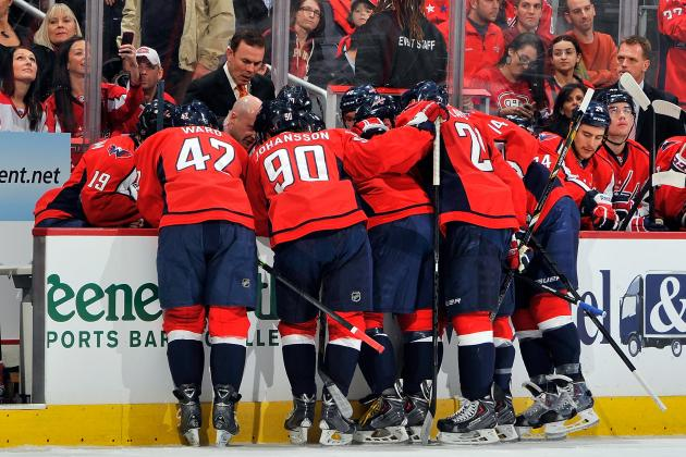Washington Capitals' 5 Biggest Questions in Final Month of 2013-14 Season