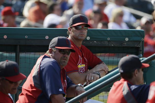 Predicting St. Louis Cardinals' Starting Lineup Halfway Through Spring Training