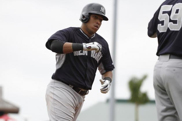 Breakout Performances from New York Yankees' First Two Weeks of Spring Training
