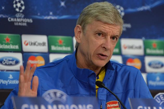 Paper News and Gossip: Wenger Makes Referee Call, Guardiola Warning