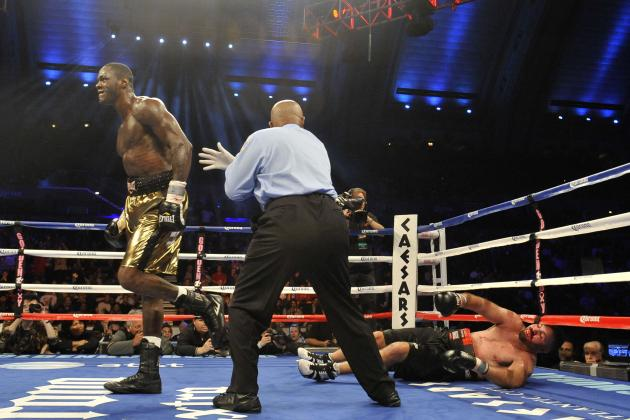 Deontay Wilder vs. Malik Scott: Preview and Prediction for Heavyweight Bout