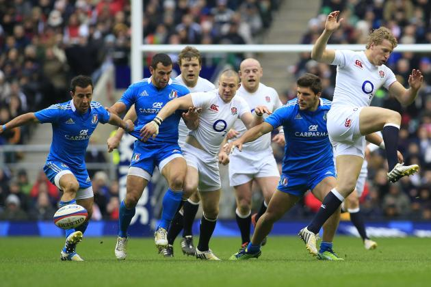Italy vs. England: 6 Players with a Point to Prove in Six Nations Clash