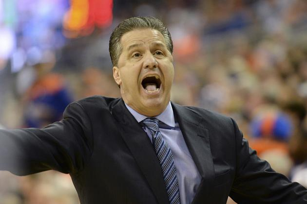 Kentucky Basketball: Report Card for Wildcats' 2013-14 Season