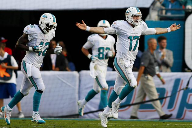 Dolphins by the Numbers: 2013 Stats Miami Must Improve in 2014