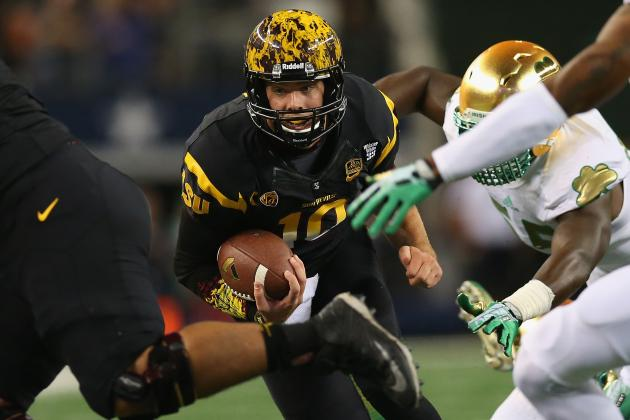 Notre Dame Football: Pre-Spring Opponent Preview: Arizona State