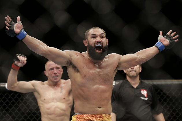 Johny Hendricks, Robbie Lawler and the Best Knockout Artists in the UFC Today