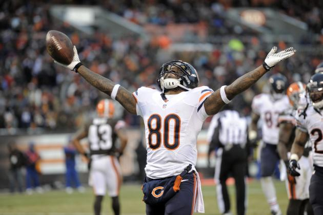 Chicago Bears: Veterans on the Roster Bubble for the 2014 Season