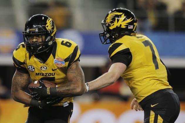 Missouri Football: Position-by-Position 2014 Spring Practice Preview