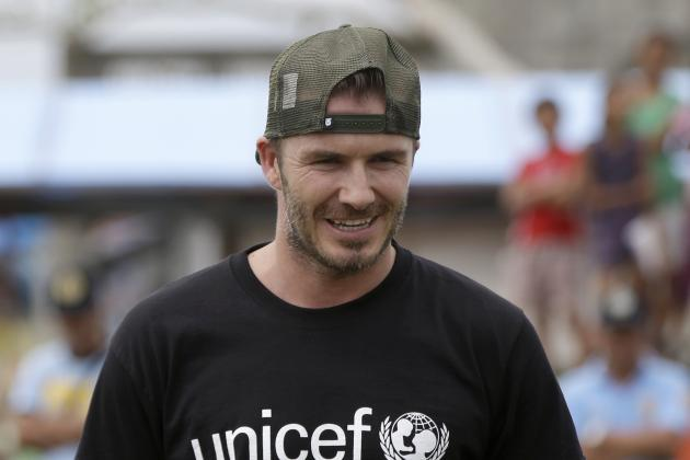 David Beckham and 10 Acting Footballers
