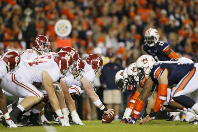 Position-by-Position Spring Practice Comparison of Alabama and Auburn